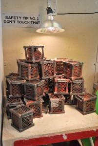 pile o' boxes